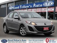 2011 Mazda Mazda3 GREAT FUEL EFFICIENCY