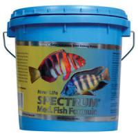 New Life Spectrum Medium Fish Formula - 2 mm Sinking Pellets