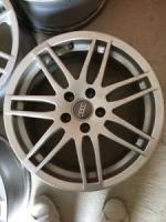 4x Audi RS4 wheels