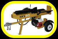 LOG SPLITTERS 22 & 28 Ton, horizontal / vertical, HONDA powered