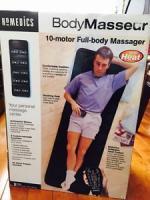 New Homedics Body Masseur Massager