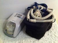 FISHER & PAYKEL HEALTH SleepStyle 200 CPAP breathing assistance