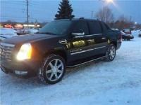2007 Cadillac Escalade EXT PICKUP TRUCK, NO ACCIDENTS!!!