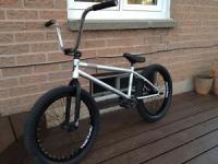 Custom Premium build bmx bike like new