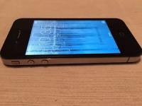 Black iPhone 4 8GB Fido