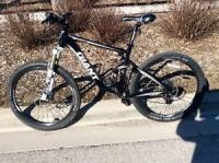 Superb 2012 Giant TranceX Mountain Bike