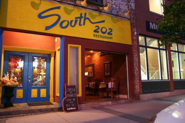 South 202 Mediterranean Cuisine | Milton